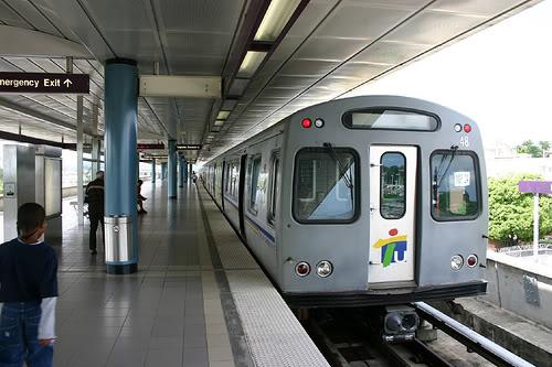 The Tren Urbano
