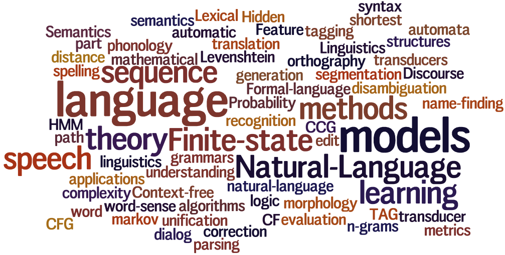 Linguistics psychology subjects in college